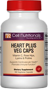 Heart Plus Vege Caps