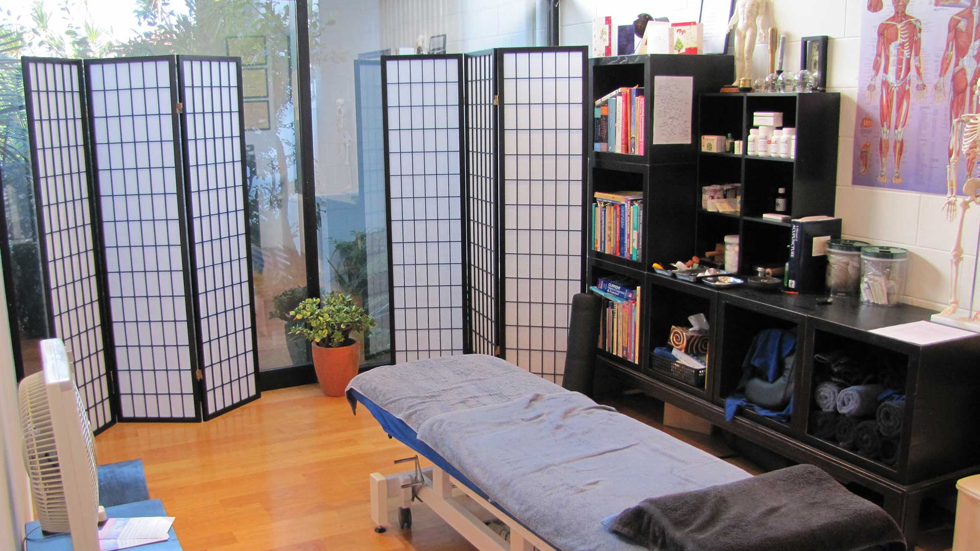 Clinic Room One